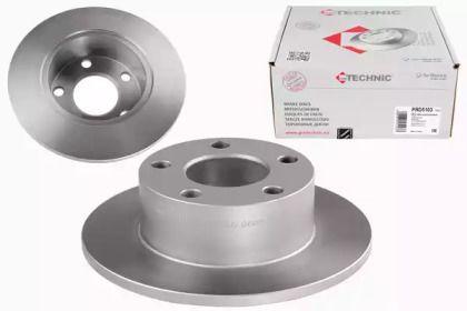 Тормозной диск на Шкода Суперб 'PROTECHNIC PRD5103'.