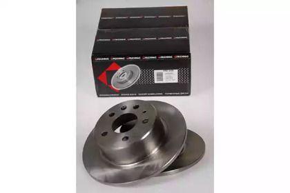 Тормозной диск на MERCEDES-BENZ SL 'PROTECHNIC PRD5105'.