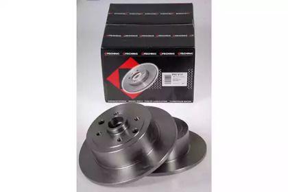 Тормозной диск на Опель Калибра 'PROTECHNIC PRD5117'.
