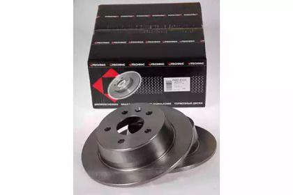 Тормозной диск на MERCEDES-BENZ VITO 'PROTECHNIC PRD5123'.