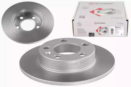 Тормозной диск на Сеат Леон PROTECHNIC PRD5127.