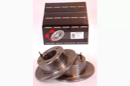 Тормозной диск на CITROEN XM 'PROTECHNIC PRD5139'.