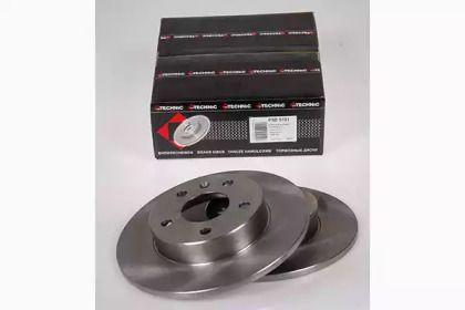 Тормозной диск на OPEL ZAFIRA 'PROTECHNIC PRD5151'.