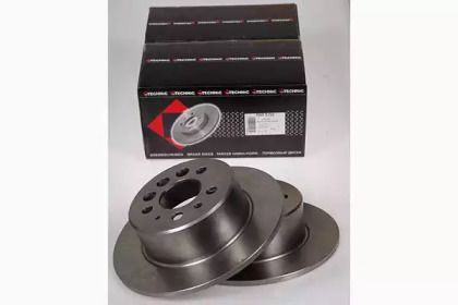 Тормозной диск на Вольво 760 'PROTECHNIC PRD5153'.