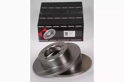 Тормозной диск на Дефендер 'PROTECHNIC PRD5167'.