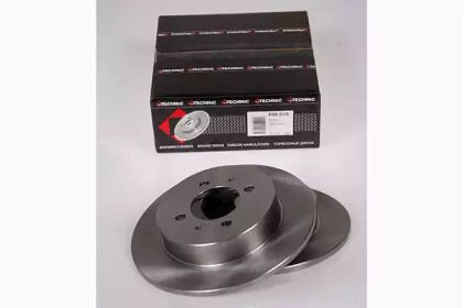 Тормозной диск на NISSAN 100NX 'PROTECHNIC PRD5176'.