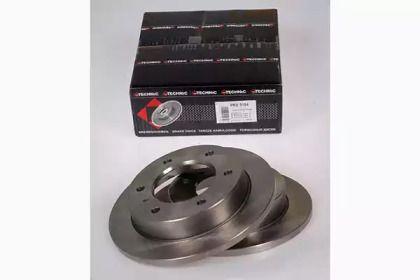 Тормозной диск на Исузу Трупер 'PROTECHNIC PRD5184'.