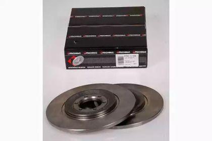 Тормозной диск на ALFA ROMEO 90 'PROTECHNIC PRD5198'.