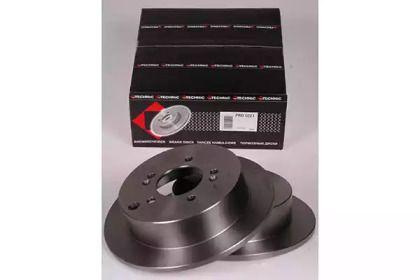 Тормозной диск на Хендай Туксон 'PROTECHNIC PRD5221'.