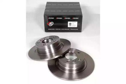 Тормозной диск на БМВ 1 'PROTECHNIC PRD5267'.