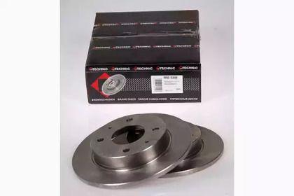 Тормозной диск на MITSUBISHI COLT 'PROTECHNIC PRD5309'.