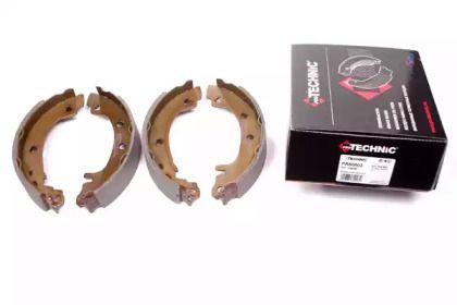 Барабанные тормозные колодки на FIAT BRAVO 'PROTECHNIC PRS0003'.