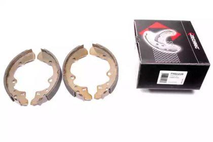 Барабанні гальмівні колодки PROTECHNIC PRS0228.