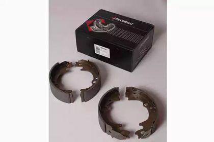 Барабанні гальмівні колодки на MAZDA E-SERIE 'PROTECHNIC PRS0246'.