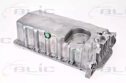 Масляный поддон двигателя на SEAT LEON 'BLIC 0216-00-9523473P'.