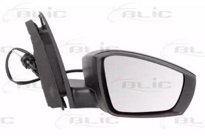 Праве бокове дзеркало 'BLIC 5402-01-2002700P'.