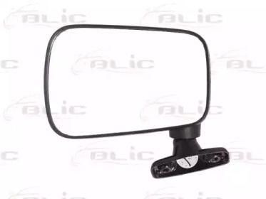 Левое боковое зеркало на Фольксваген Джетта 'BLIC 5402-04-1191115P'.