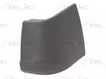 Задний бампер 'BLIC 5506-00-2507953P'.