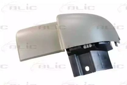 Задній бампер 'BLIC 5508-00-3546962P'.