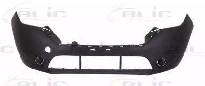 Передний бампер на Дача Докер 'BLIC 5510-00-1311900P'.