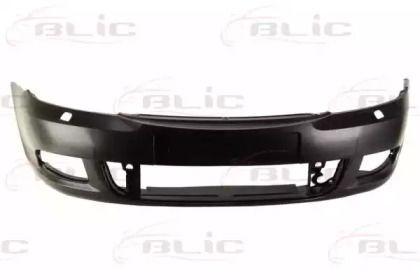 Передний бампер на Шкода Октавия А5 'BLIC 5510-00-7521903Q'.