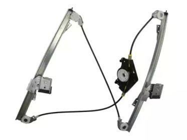Передний левый стеклоподъемник на SEAT LEON 'BLIC 6060-00-SE4643'.