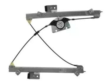Передний левый стеклоподъемник на SKODA OCTAVIA A5 'BLIC 6060-43-006004P'.