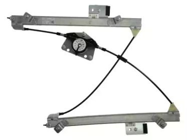 Передний правый стеклоподъемник на SKODA OCTAVIA A5 'BLIC 6060-43-006005P'.