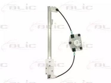 Задний правый стеклоподъемник на SKODA OCTAVIA A5 BLIC 6060-43-006860P.