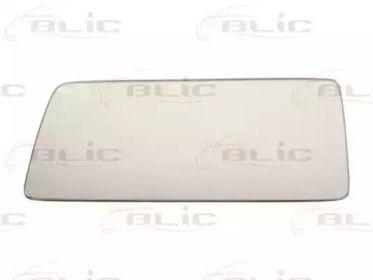 Левое стекло зеркала заднего вида 'BLIC 6102-01-0112P'.