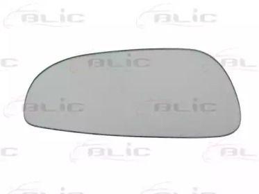 Ліве скло дзеркала заднього виду 'BLIC 6102-01-0741P'.