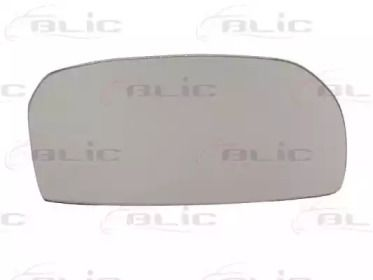 Праве скло дзеркала заднього виду 'BLIC 6102-02-0897P'.