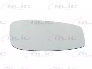 Левое стекло зеркала заднего вида на Лянча Муса 'BLIC 6102-02-1231931P'.