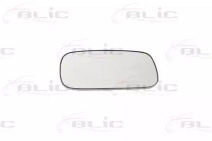 Правое стекло зеркала заднего вида на Фольксваген Пассат 'BLIC 6102-02-1232152P'.