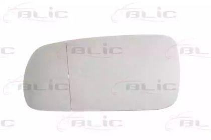 Левое стекло зеркала заднего вида на SEAT TOLEDO 'BLIC 6102-02-1232613P'.