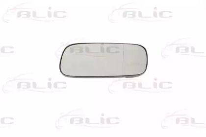 Левое стекло зеркала заднего вида на VOLKSWAGEN PASSAT BLIC 6102-02-1251152P.
