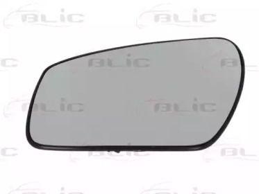 Ліве скло дзеркала заднього виду 'BLIC 6102-02-1291390P'.