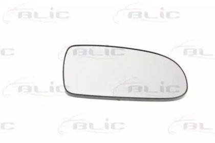 Праве скло дзеркала заднього виду BLIC 6102-02-1292229P.