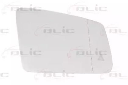 Праве скло дзеркала заднього виду на Mercedes-Benz W212 BLIC 6102-02-2001780P.