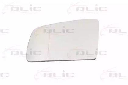 Ліве скло дзеркала заднього виду на Мерседес Г Клас  BLIC 6102-02-2001811P.