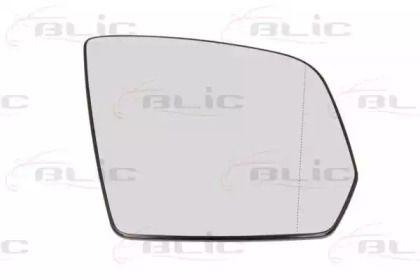 Праве скло дзеркала заднього виду на Mercedes-Benz GLK  BLIC 6102-02-2001814P.