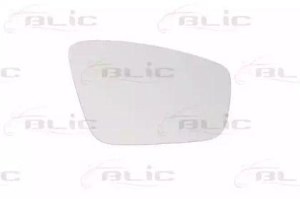 Правое стекло зеркала заднего вида на SEAT TOLEDO 'BLIC 6102-10-2002330P'.