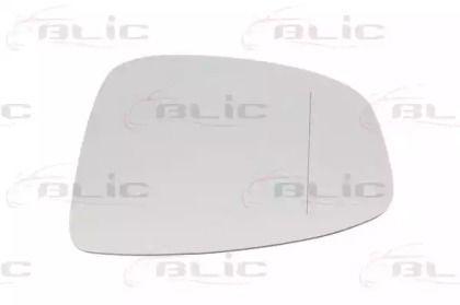 Ліве скло дзеркала заднього виду на Мазда СХ5 BLIC 6102-14-2001741P.