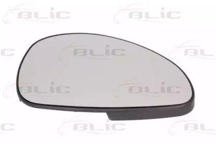 Праве скло дзеркала заднього виду BLIC 6102-21-2001104P.