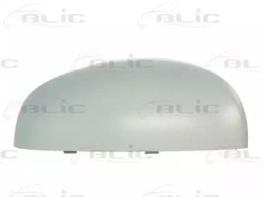 Правий кожух бокового дзеркала на SKODA ROOMSTER 'BLIC 6103-01-1312514P'.