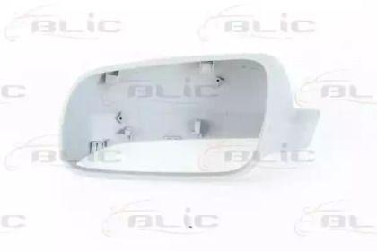 Левый кожух бокового зеркала на Фольксваген Гольф BLIC 6103-01-1321127P.