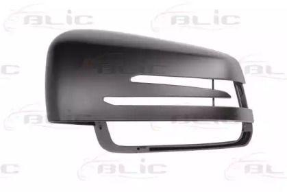 Корпус дзеркала заднього виду на Mercedes-Benz W212 BLIC 6103-02-2001771P.