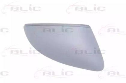 Корпус дзеркала заднього виду на Шкода Октавія А7 'BLIC 6103-43-2002350P'.