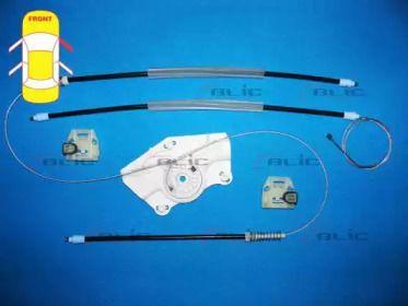 Ремкомплект стеклоподъемника на Сеат Леон 'BLIC 6205-10-010802P'.