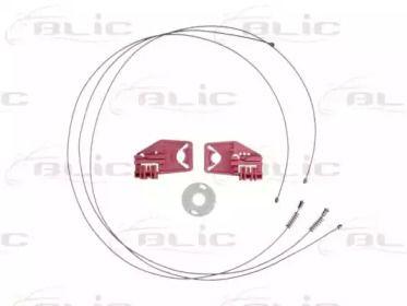 Ремкомплект стеклоподъемника на SKODA OCTAVIA A5 'BLIC 6205-43-006801P'.